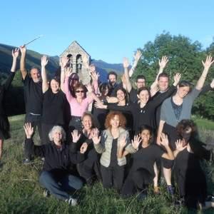 Stages théâtre été 2016 avec Zanni compagnie