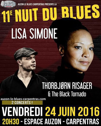11e NUIT DU BLUES CARPENTRAS
