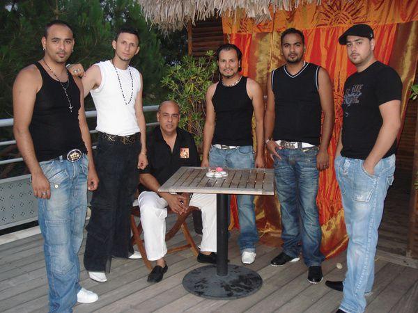 recherche tourneur pour un groupe de salsa reggaeton et flamenco gipsy - Groupe Gipsy Pour Mariage