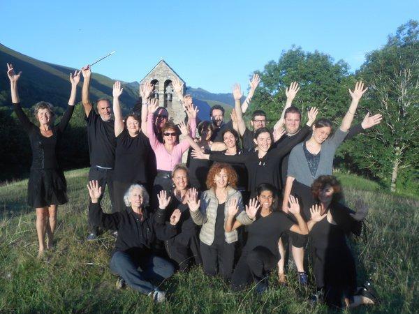 Stages théâtre été 2017 avec Zanni compagnie