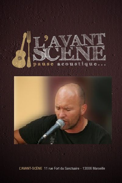 Yann matisse l 39 avant scene marseille 06 13006 - Restaurant la table du fort marseille ...
