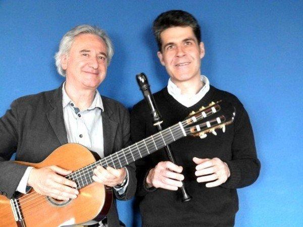Promenade dans le temps : Flûtes à bec et Guitares
