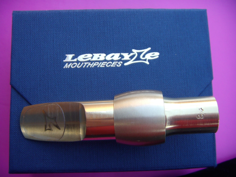 bec saxophone tenor lebayle lr 8 metal neuf 143 la. Black Bedroom Furniture Sets. Home Design Ideas