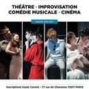Inscriptions ouvertes  - Cours de Théâtre, Comédie musicale, Cinéma