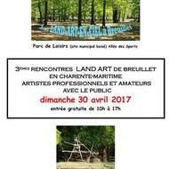 LAND ART pour enfants et adultes amateurs et professionnels