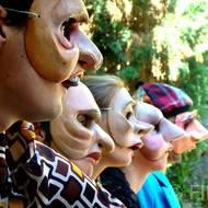 Atelier fragments de cyrano - stage de masques et d'épées