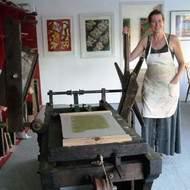 Stage de lithographie