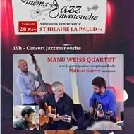 cinéma & jazz manouche