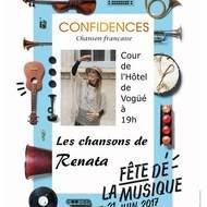 Le petit monde de Renata (chanson française)