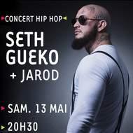 SETH GUEKO + Jarod en concert
