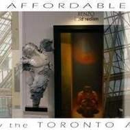Toronto Affordable Art Fair 2012 (Eliora Bousquet)