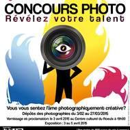 """5è concours photo """"Révélez votre talent""""-thème libre"""