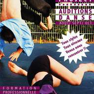 Auditions - Formation professionnelle du danseur - Lullaby Danza Project - Bordeaux