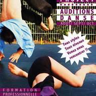 Auditions - Formation professionnelle du danseur - Lullaby Danza Project - Bordeaux