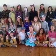 Vous recherchez un cours de théâtre pour votre enfant ?