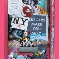 """Doors of New York"" - New York s'expose au Leclerc Park de Pont-L'Abbé"