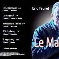 """Nouvel album """" Le marginal """" d'Éric TAUREL arrivé !"""
