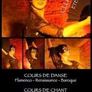 danse ancienne, flamenco, chant