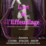INEDIT à Amiens, cours d'EFFEUILLAGE
