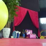 Stage cirque sous chapiteau