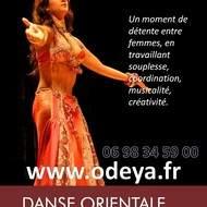 Cours de Danse Orientale à Lille