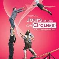 Bénévolat festival Jours [et nuits] de cirque(s) 2015