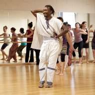 Stage de danse africaine à Villeneuve (30)