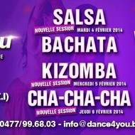 Cours de danse chez Dance4You