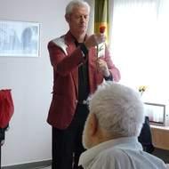 """Animation Exceptionnelle pour """"Seniors"""" (maisons retraite, 3ième âge)..."""