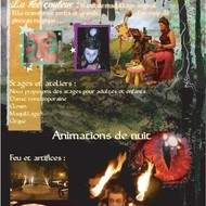 "Arts de rue ""Cycloplume """