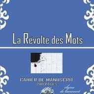 """Parution de """"La Révolte des Mots"""" d'elaine de liancourt aux éditions Black-out"""