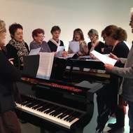 """Stage Vocal """"La Voce di Roma II """""""