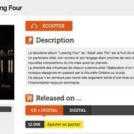 Assai Jazz Trio feat Alfio Origlio - Looking Four
