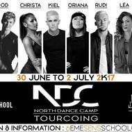 NORTH DANCE CAMP TOURCOING