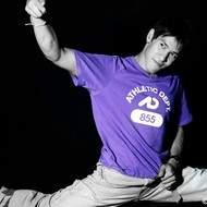 professeur de danse hip-hop breakdance