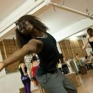 danse et percussion de la Guinée