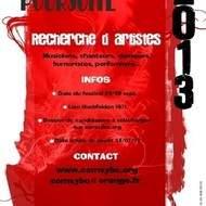 festival Poursuite 2013