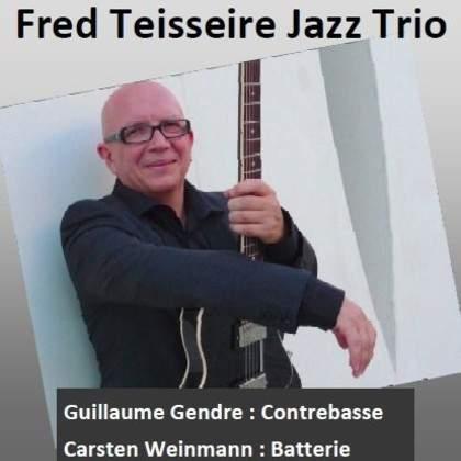 Fred Teisseire trio